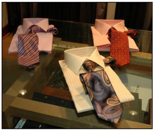 Variety of ties for your dress shirts and executive style suits in Washington, DC